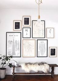 Picture Wall Decor Best 25 Entryway Wall Decor Ideas On Pinterest Hallway Wall