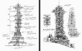 mind and hand drawing the idea boston society of architects