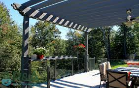 Outdoor Shades For Pergola by 3 Types Of Outdoor Shade Structures For Your Grand Rapids Home
