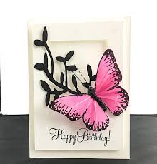 butterfly happy birthday card happy birthday card butterfly