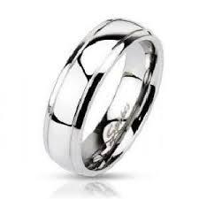 alliance pour homme bague anneau alliance de mariage pour homme femme acier inoxydable