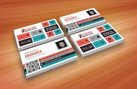 Creative Graphic Designer Business Cards Modern Graphic Design Business Card Template Download