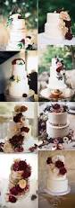Halloween Themed Wedding Cakes Top 25 Best Fall Wedding Cakes Ideas On Pinterest Orange Big