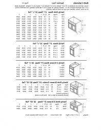 Standard Kitchen Cabinet Depth Kitchen Remodel Standard Kitchen Cabinet Sizes Chart