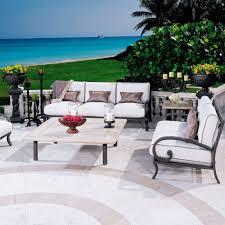 Costco Patio Furniture Review - furniture cast aluminum dining table costco patio furniture