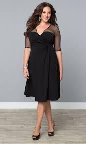 black plus size dresses real fitness