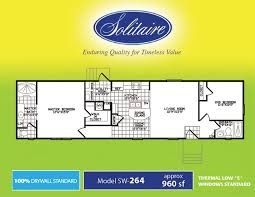 Clayton Homes Floor Plans Prices Single Wide Floorplans Manufactured Home Floor Plans Mobile