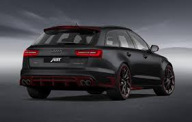 730 hp abt audi rs6 r drifting on the track is a performance