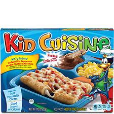 cuisine pizza frozen meal products kid cuisine
