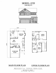 residential home plans exle6709