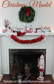White Christmas Mantel Decorations by 559 Best Mantels Images On Pinterest Christmas Mantels Merry