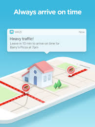 waze for android waze gps maps traffic alerts live navigation android apps