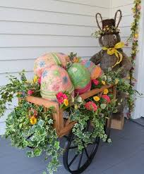 easter decorations ideas outdoor easter decorations ideas 4 ur family inspiration