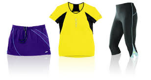 running apparel a weather item
