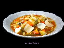 cuisiner les crozets de savoie minestrone au crozets de savoie les délices de mimm