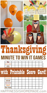 easy thanksgiving crafts for kids happiness is homemade