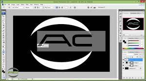 membuat logo kelas dengan photoshop cara membuat logo di photoshop cs3 youtube