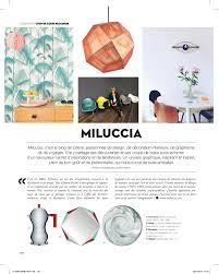 presse u2013 miluccia inspiration décoration et design
