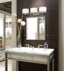 Kichler Bathroom Mirrors Bathroom Design Magnificent Beautifulbrushed Nickel Bathroom