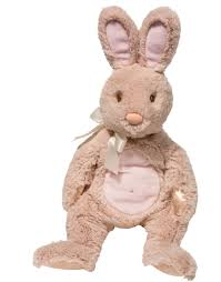 stuffed bunny bunny plumpie douglas toys