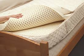 pure latex mattress topper carafdesigns