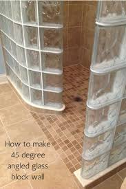 Glass Block Bathroom Ideas 17 Best Home Bathroom Images On Pinterest Bathroom Ideas