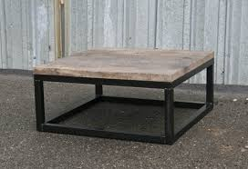 reclaimed coffee table design pictures home and decor wood zinc