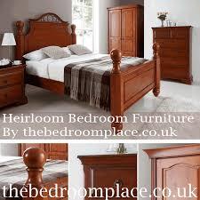 Heirloom Oak Bedroom Furniture From Thebedroomplacecouk UK - Oak bedroom furniture uk