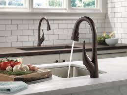 delta esque single handle pull down bar prep kitchen faucet wayfair