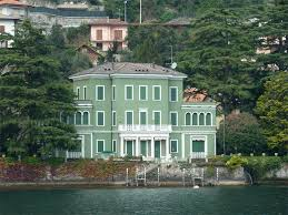 George Clooney Home In Italy Four Leaf Clover A Short Trip To Picturesque Lake Como Italy