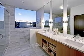 exles of bathroom designs 15 exles of bathroom vanities that open shelving dwell