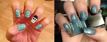 very easy winter nail art fabulous nail art designs