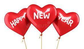 happy new year balloon happy new year balloon concept royalty free stock photos image