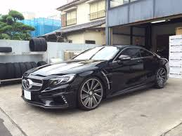 mercedes c class coupe tuning mercedes c217 s class coupe by wald black bison benztuning