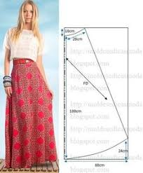 pattern for simple long skirt шитье sewing patterns patterns and diy clothes