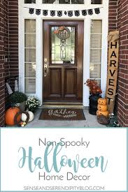 home halloween decor non spooky halloween home decor sense u0026 serendipity
