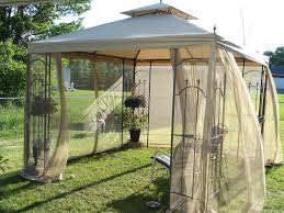 Outdoor Gazebo With Curtains Outdoor Gazebo Curtains Patio Ideas Image Of Amazing Loversiq