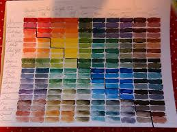 color mixing chart tutorial paint with christy