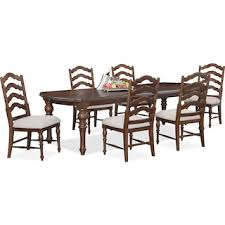 Memphis Modern Simple Dining Room Shop Dining Room Furniture Value City Furniture Value City
