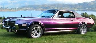 1968 cougar cars vroom pinterest cars lincoln mercury
