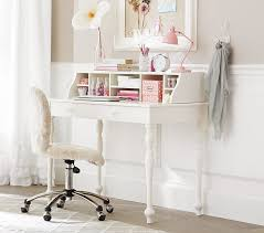 Childrens Desks With Hutch Writing Desk Pottery Barn