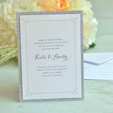 wedding invitations walmart gartner studios glitter invitations walmart