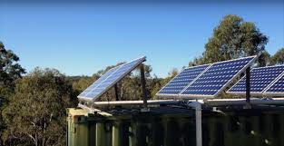 9 steps to build a diy off grid solar pv system walden labs video tour off grid shipping container home down under