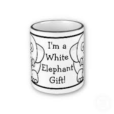 31 best white elephant gifts images on pinterest elephant gifts