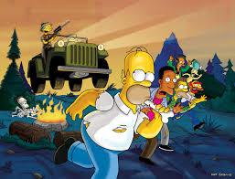 Simpsons Treehouse Of Horror 19 Treehouse Of Horror