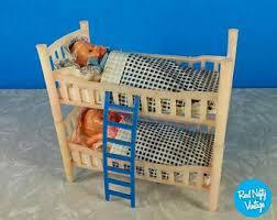 Bunk Bed Hong Kong Doll Bunk Bed Etsy