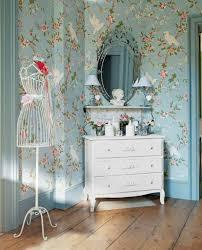 chambre fleurie le papier peint en 52 photos pleines d idées