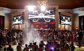 what are the best nighttime pool parties in las vegas vegas
