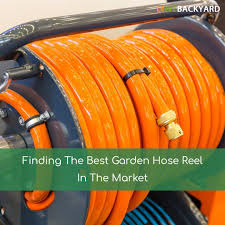 best wall mounted hose reel the 5 best garden hose reels reviews u0026 ratings oct 2017