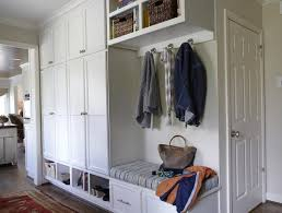 attractive 18 laundry room bench on mudroom design traditional